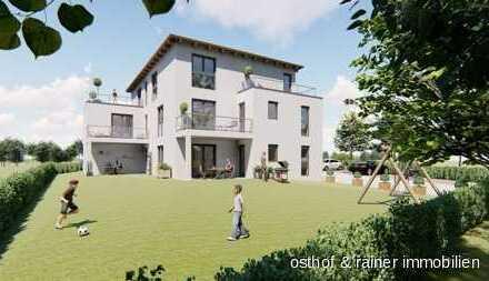 OSTHOF & RAINER IMMOBILIEN Neubau Eigentumswohnung in attraktiver Feldrandlage!