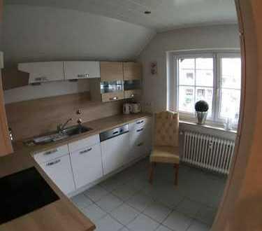 Exklusive 3-Zimmerwohnung mit EBK und 2 Balkonen in top Lage von Eppertshausen !