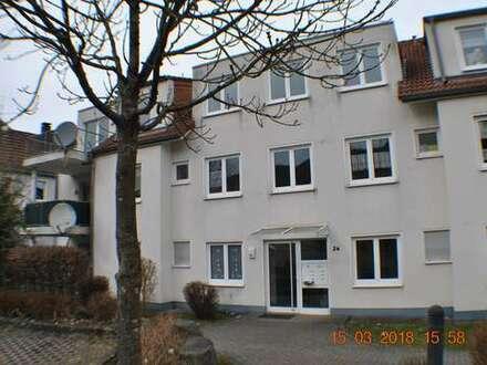 Siegen-Geisw.: WBS nötig ! Modern geschnittene, lichtdurchflutete 2-ZKB-Wohnung mit großem Balkon !