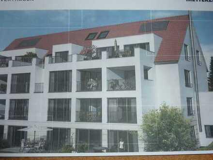 Sonnige Maisonette-Wohnung mit großer Dachterrasse und unverbaubarer Aussicht!