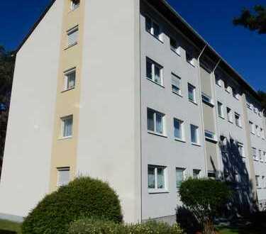 Schöne drei Zimmer Wohnung in Wolfratshausen, Waldram mit Südbalkon