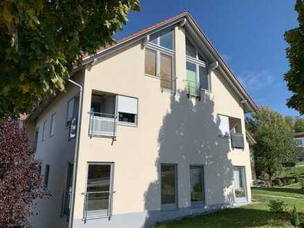 Moderne, im Ortskern gelegene 2 Zimmer Wohnung mit Süd-Ausrichtung