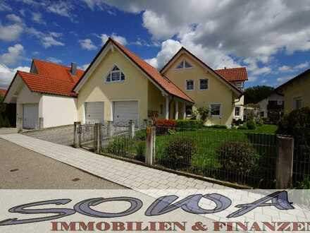 Attraktive 4 Zimmer Wohnung in Neuburg zum mieten - Ein neues Zuhause von SOWA Immobilien und Fin...
