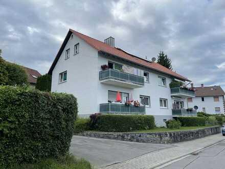 schöne DG-Wohnung in Rimbach