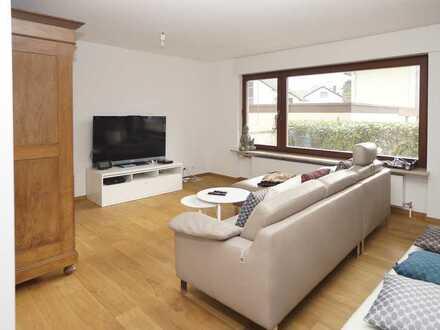 Schöne, helle drei 1/2 Zimmer Wohnung mit Gartennutzung in Karlsruhe-Grötzingen