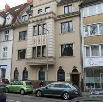 Köln-Sülz,Teileigentum / 5 Zimmer mit Balkon zur Gartenseite