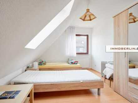 IMMOBERLIN: Gemütliche Doppelhaushälfte in ruhiger naturverbundener Lage