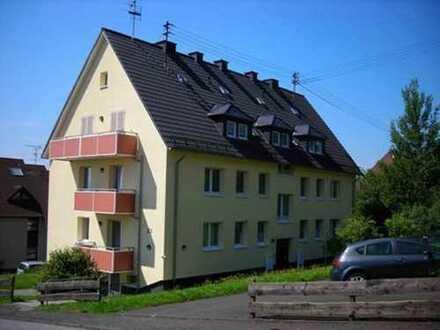 schöne, helle und gemütliche Dachgeschosswohnung mit Balkon in guter Lage