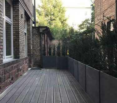 Erstbezug nach Sanierung: stilvolle 2-Zimmer-EG-Wohnung in Heidelberg Altstadt
