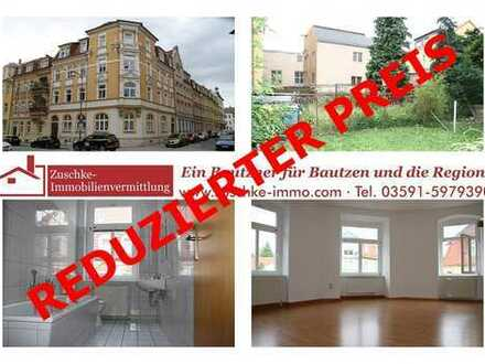 Bautzen/Zentrum - 3-Raumwohnung im maisonetten Wohnstil- Mieten Jetzt