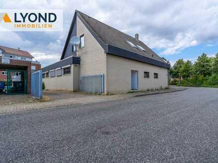 Gewerbeimmobilie in zentraler Lage von Nordhorn! Dieses Lage finden Sie kein zweites Mal!