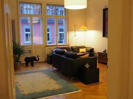 Wunderschöne 4 1/2 Zimmer-Wohnung in denkmalgeschütztem Jugendstilhaus beim Schwabentor (unmöbliert)