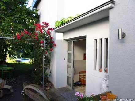 Solides Eigenheim mit Garten