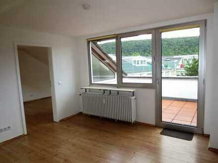 Charmante 2,5-ZW mit Dachterrasse in Heidelberg-Rohrbach