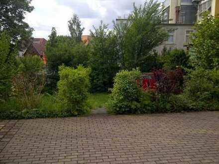 Gemütliche 2RWE mit Südbalkon und Aussicht im Stadtzentrum Radeberg!