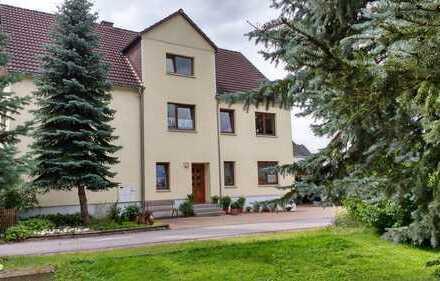 ruhige, renovierte Zweiraumwohnung in Dorfchemnitz