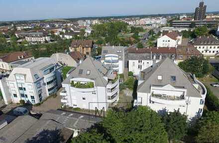 ++ Stilvolle Galeriewohnung | Zentral Lage | SÜD Balkon | Duplexanlage ++