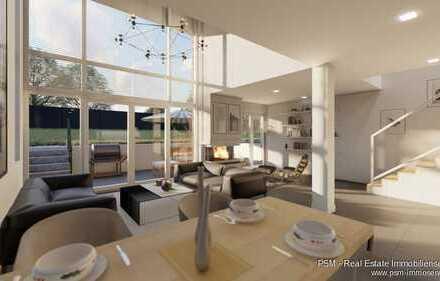 Hochwertige Maisonette Neubauwohnung mit Fußbodenheizung, Terrasse, Garten, Garage und viele Extras