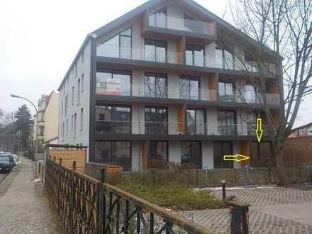 Bild_Exklusive und moderne 2-Zimmer-Terrassenwohnung mit Garten in Neuruppin