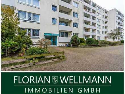 Bremen - Mahndorf   3-Zimmer Wohnung mit Südbalkon und Loggia in guter Lage!