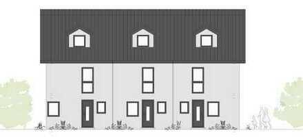 *** Neubau Reihenmittelhaus ca. 110m² Wfl. + Einzelgarage noch verfügbar in München-Trudering!