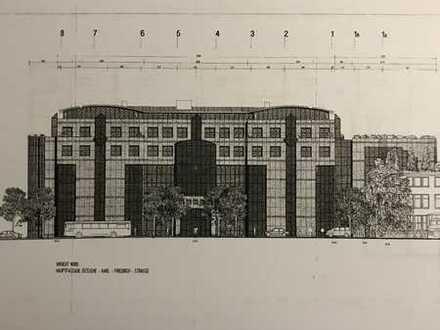 RESERVIERT❕PFORZHEIM 2.700m² GEWERBE,BÜRO,Hostel GRUNDSTÜCK 3000 m² Projekt 10.000m² TEILBAR