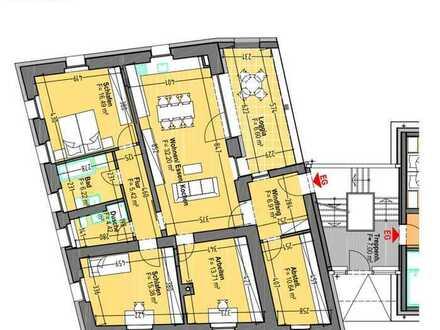 Neuwertige 5 Zimmerwohnung in Säckingen / EG / EBK / SMART / PROVISIONSFREI