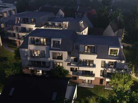 Hier werden Träume verwirklicht! 3-Zimmer-Wohnung mit Dachterrasse, 2 Bädern und Abstellraum