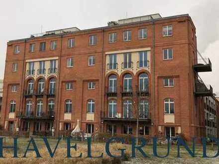 Kapitalanlage: Potsdam - Schöne 1-Zimmer-Wohnung mit Loggia - direkt an der Havel