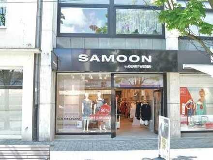 Verkauf eines Ladenlokals in absoluter 1a-Lage der Troisdorfer Fußgängerzone