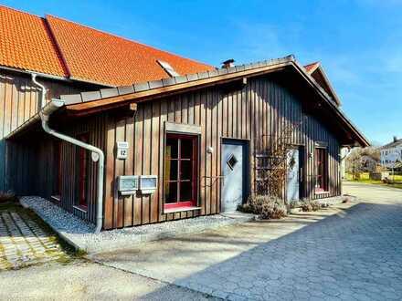 Flexibel nutzbare Erdgeschoss-Gewerberäume in Böbing