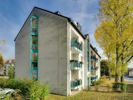 Großzügige Dachgeschosswohnung (WBS erforderlich)