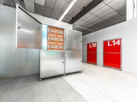 ALL-IN-MIETE: 1 m² - 24/7 Zugang, Mindestmietdauer 1 Monat – für Privat & Gewerbe *Jubiläums-Aktion*