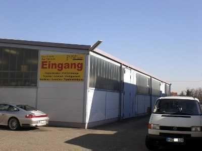Gewerbehalle Sozialräumen in guter Einkaufslage Mannheim Sandhofen nähe Autobahn