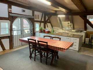 Gepflegte 4-Zimmer-DG-Wohnung in Meersburg