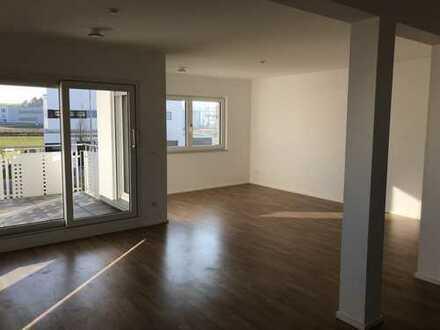 5-Zimmer-Wohnung mit Balkon im Neubau in Magstadt