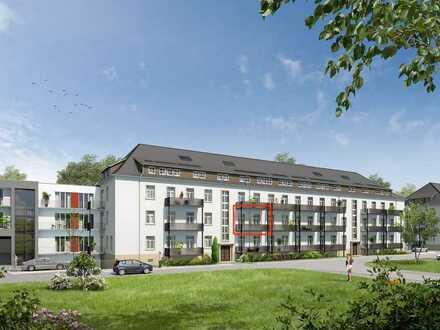 Erstbezug mit Einbauküche und Balkon: ansprechende 1-Zimmer-Wohnung in Rastatt