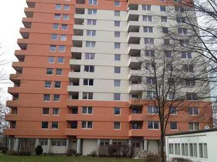 Geräumige 1-Zimmer-Wohnung mit Balkon mit direktem U-Bahn Zugang in Billstedt, Hamburg