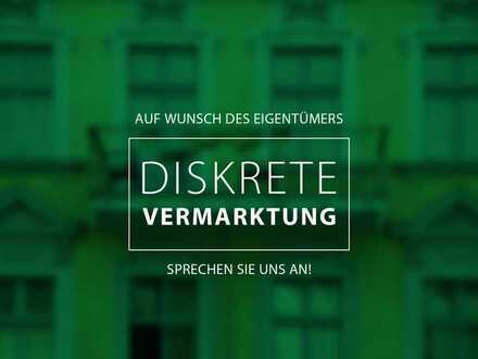 Attraktiver Stuckaltbau nahe Altstadt und Elbe