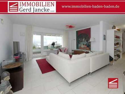 Baden-Baden, 5-Zimmer-Wohnung mit Balkon und Garage