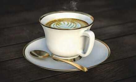 Kaffeegenuss in der Schönhauser Allee