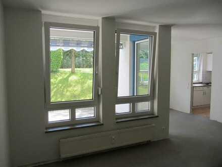 Geschmackvolle EG-Wohnung mit zwei Zimmern und Terrasse in Ravensburg