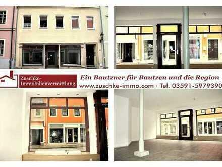 Bischofswerda – Gewerbe in der denkmalgeschützten Stadtmitte – MIETEN JETZT!!!