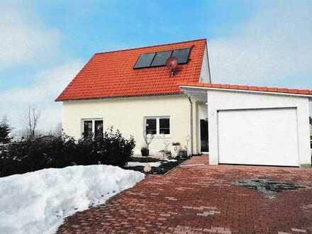 Neuwertiges KfW-70 Einfamilienhaus zwischen Buchloe und Mindelheim im schönen Allgäu