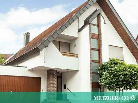 1-2-Familienhaus mit Wintergarten