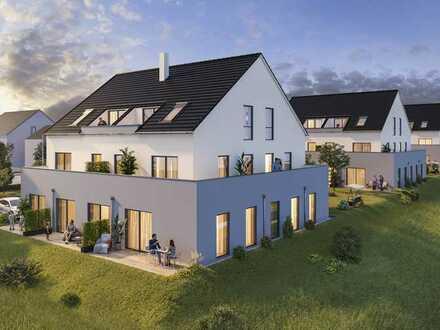 Modernes Wohnen für jede Altersgruppe in Nittendorf - KFW 55 - EG Mitte