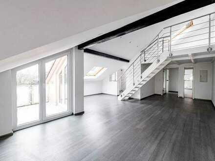 Provisionsfrei: Kapitalanlage: Galerie Atelierwohnung in top Lage zum Wolfgangsee