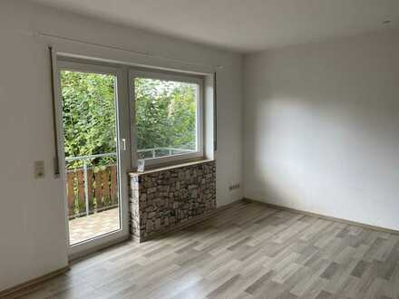 2 Zimmer mit sonnigem Balkon, in ruhiger schönen Lage.