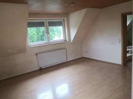Attraktive 3-Zimmer-DG-Wohnung mit Einbauküche in Obermarchtal