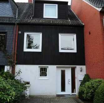 Schönes Haus mit vier Zimmern in Bremen, Lehesterdeich